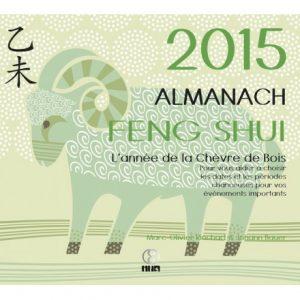 Almanach Feng Shui 2015 - éditions IFS