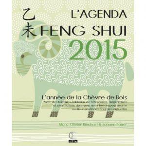 Agenda Feng Shui 2015 - éditions IFS