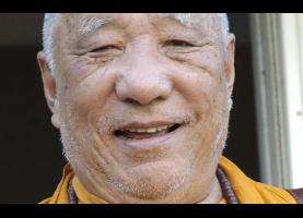 Khenpo Tsultrim Gyamtso Rimpotché